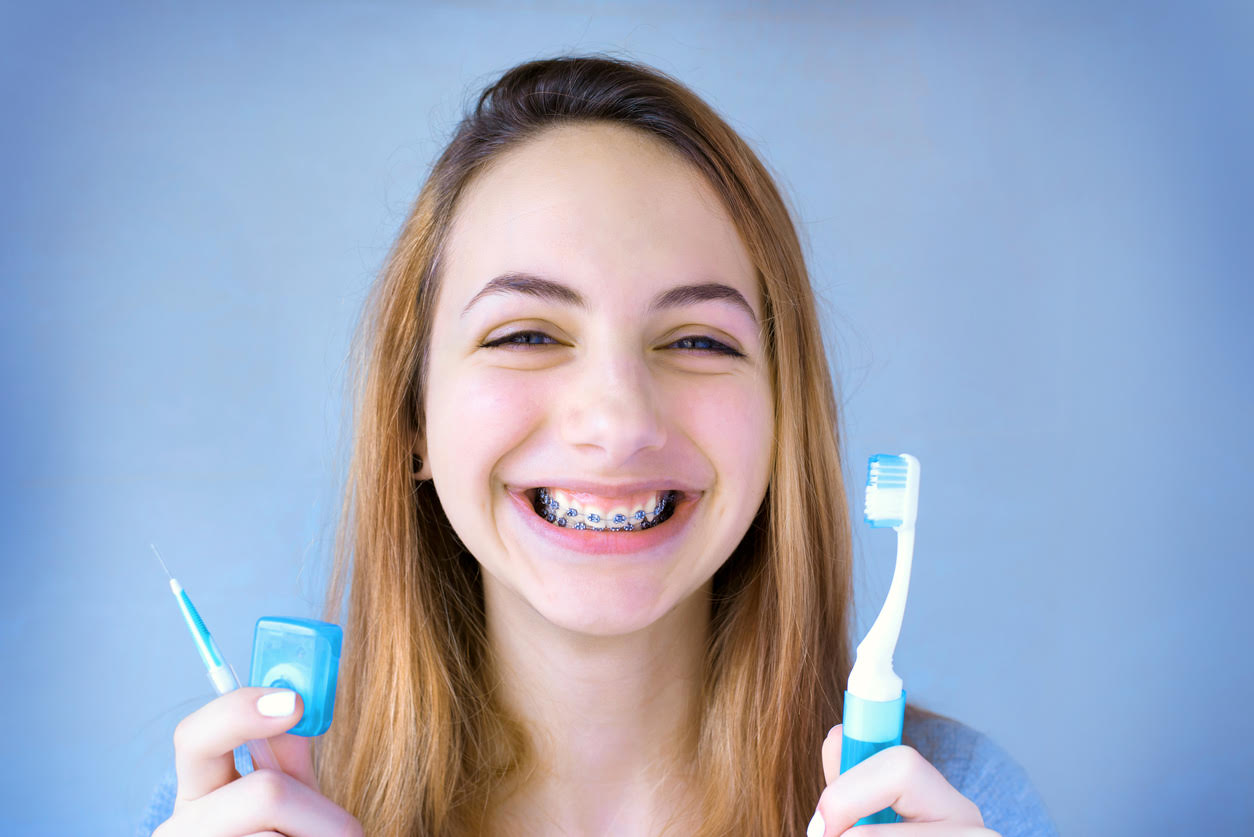 Oral Health Tips for Patients with Braces